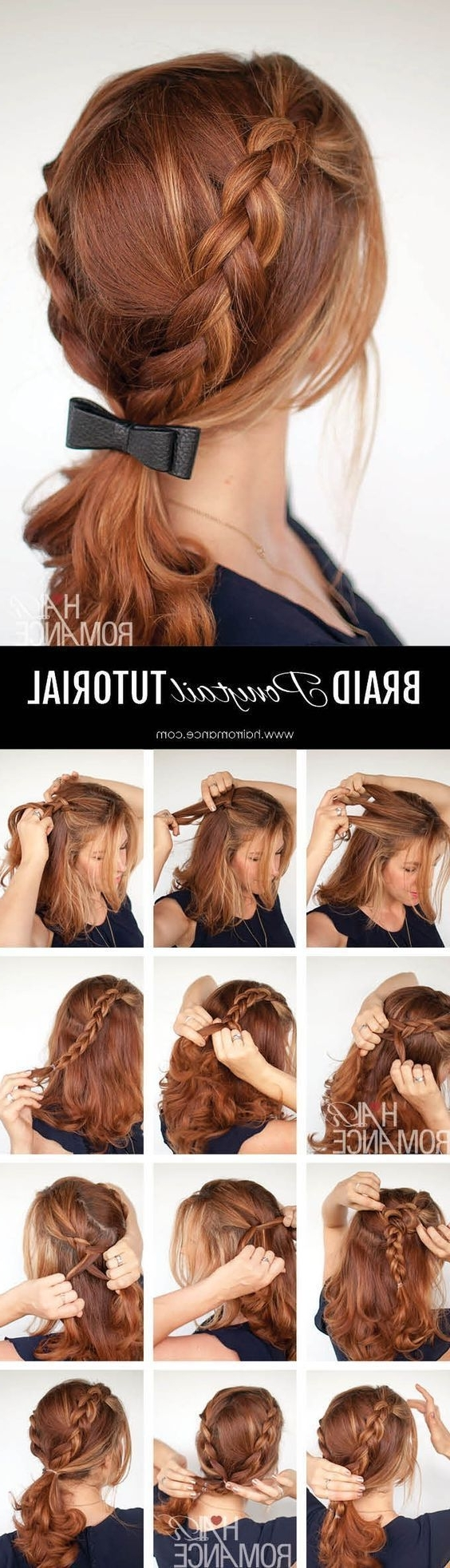 15 Ways To Style Your Lobs (Long Bob Hairstyle Ideas) – Pretty Designs In Recent Braided Lob Hairstyles (View 9 of 15)