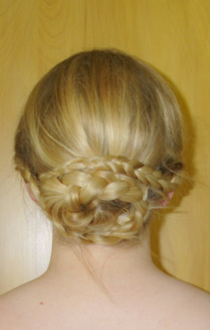 1860's Braided Hairstyle (View 14 of 15)