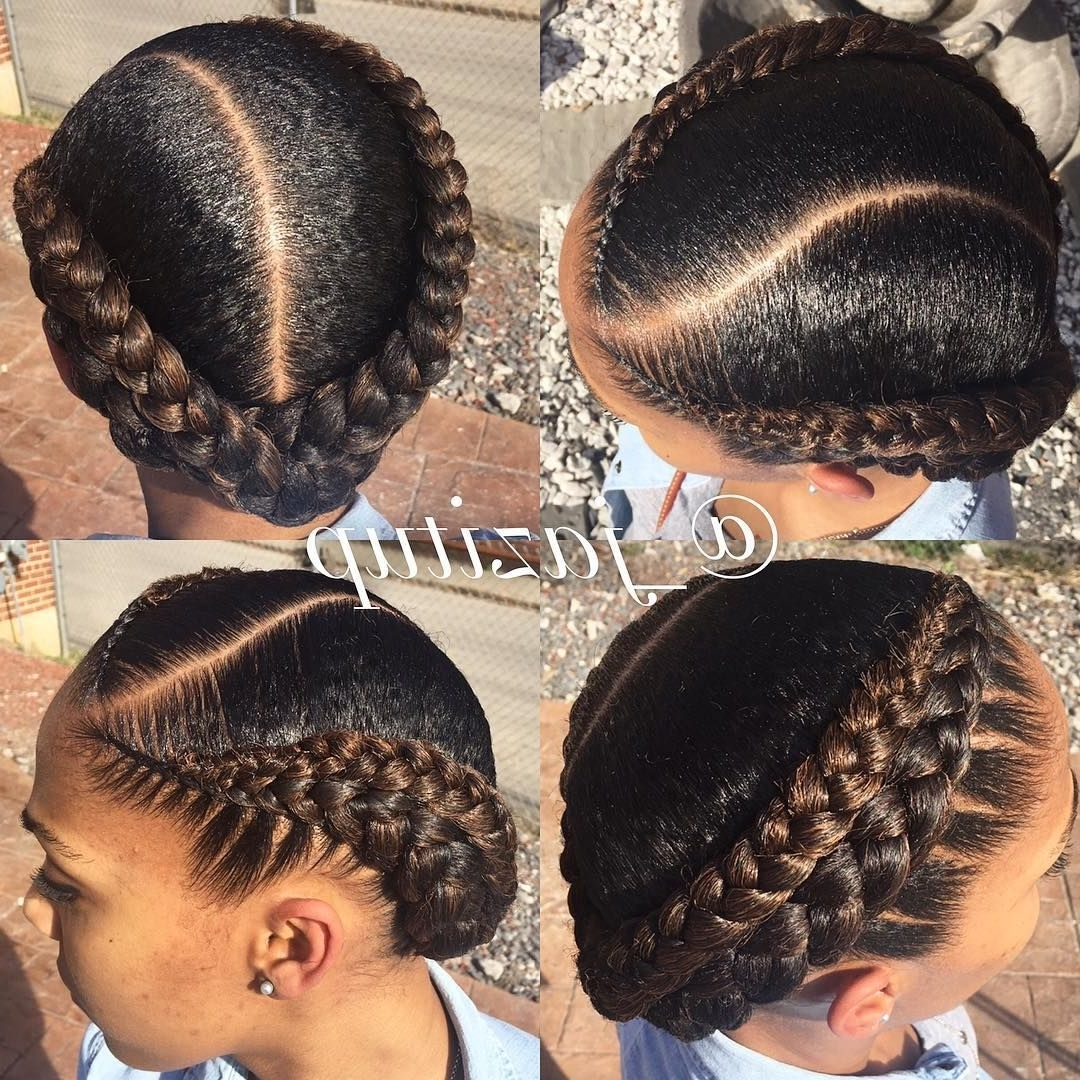 2 #feedinbraids Pinned Up #jazituphair #jazitupbraids For Widely Used Pinned Up Braided Hairstyles (View 11 of 15)