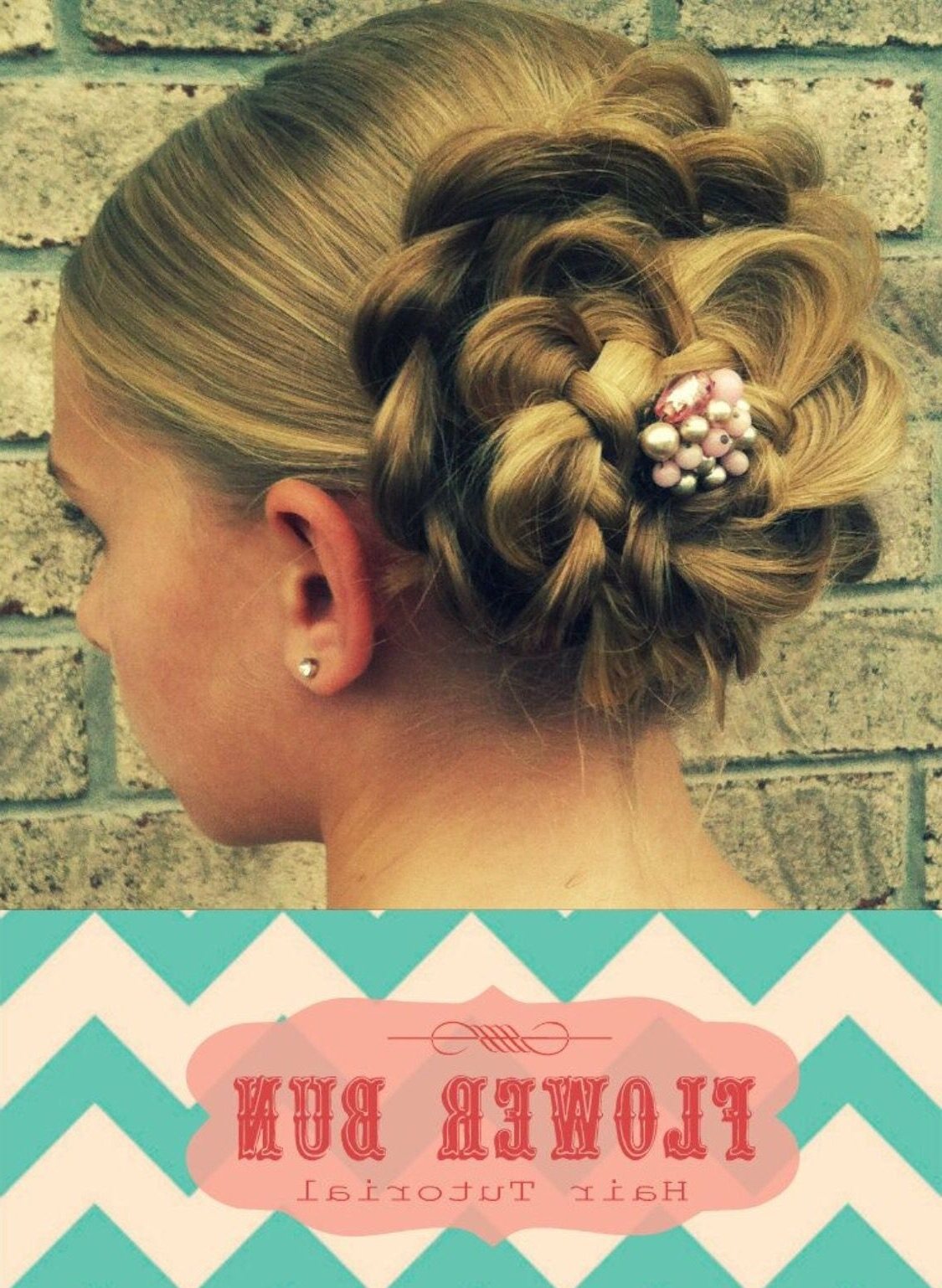 20 Exciting New Intricate Braid Updo Hairstyles (View 12 of 15)