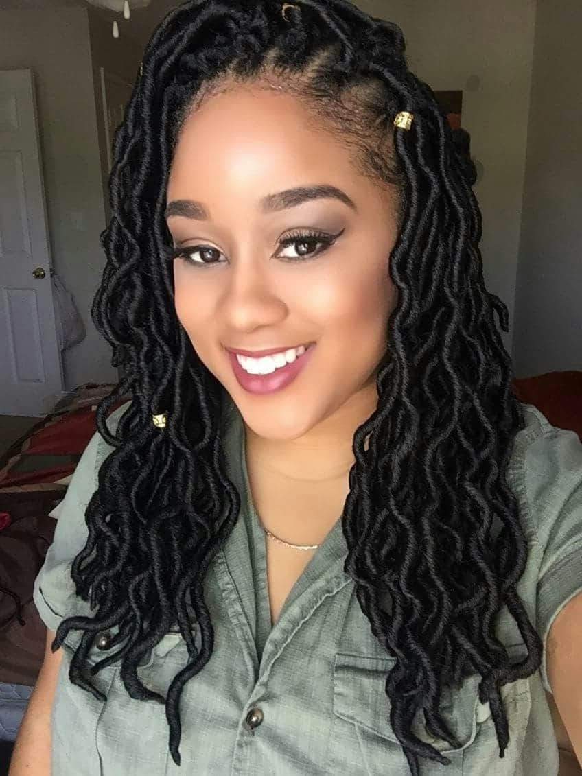 2017 Braided Rasta Hairstyles Pertaining To 25 Dominant Micro Braids For Your Absolute Perfect Look (View 1 of 15)