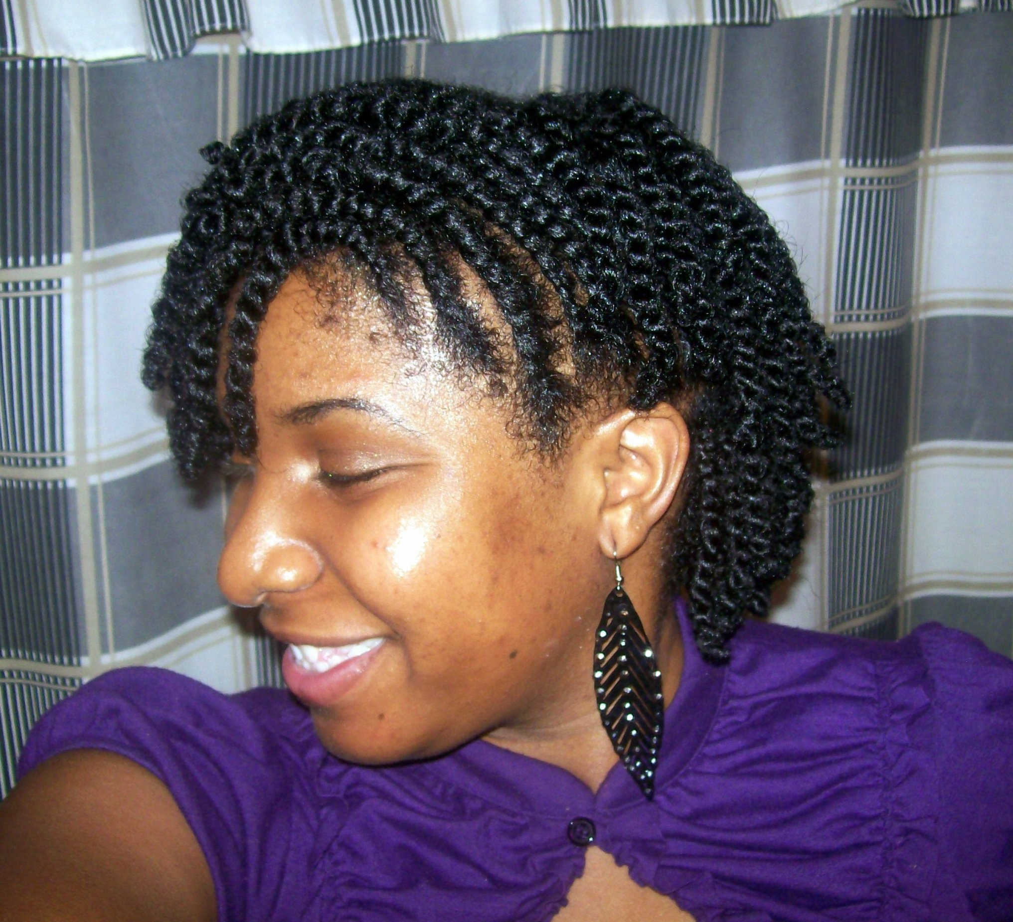 2017 Nigerian Braid Hairstyles With Regard To Kinky Braids Hairstyles In Nigeria Short For Afro Hair Round Faces (View 2 of 15)