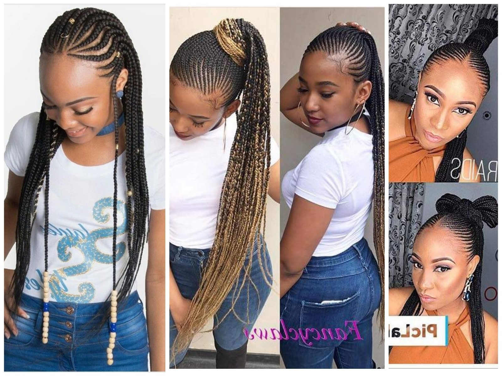 2018 Braided Hairstyles For Women Over 40 With Regard To 40 Best Braided Hairstyles For Fashionistas – Wedding Digest Naija (View 4 of 15)