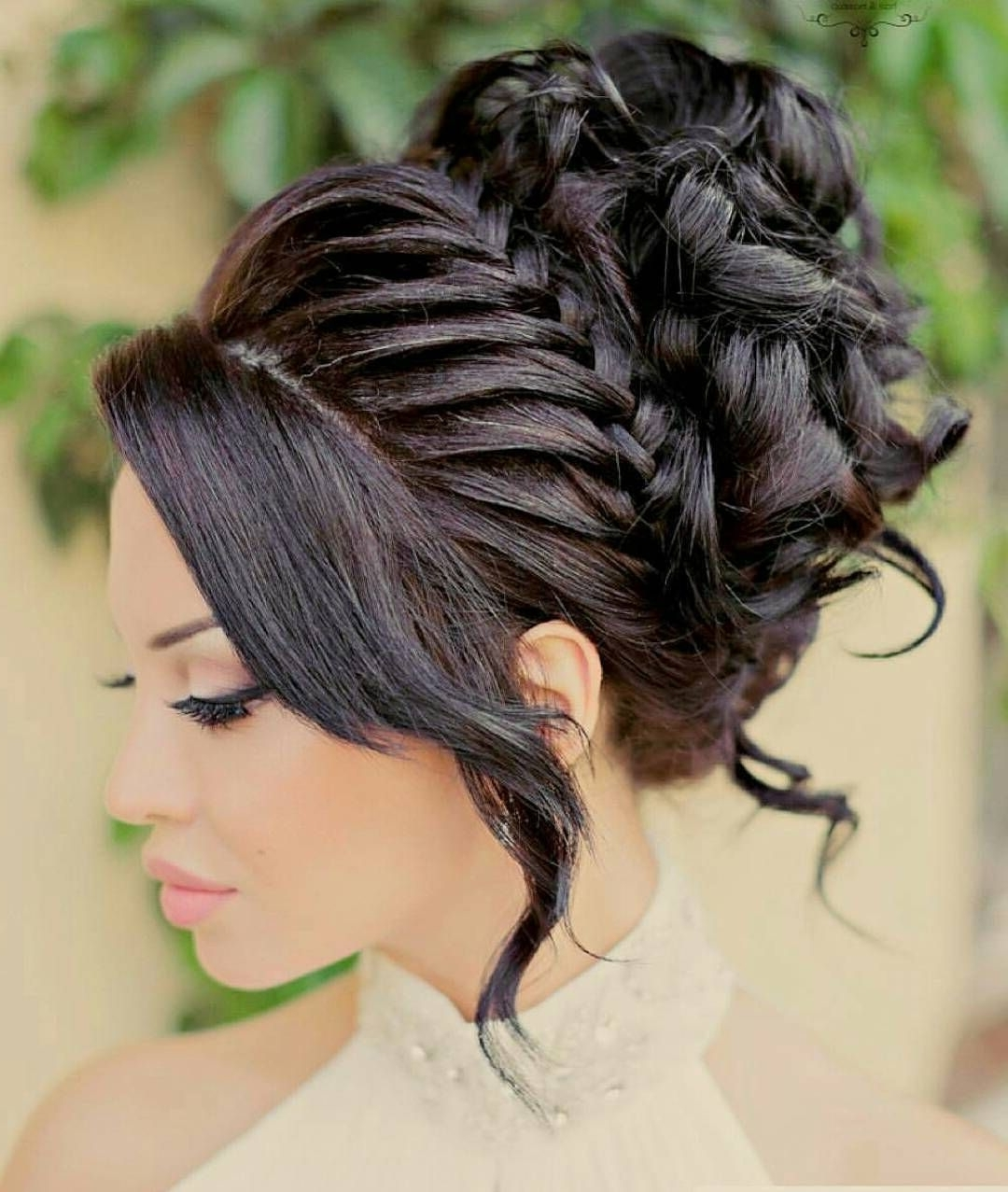 2018 Braided Quinceaneras Hairstyles With Regard To Unbelievably Mom Braid Hairstyles Every Morning Before School (View 2 of 15)