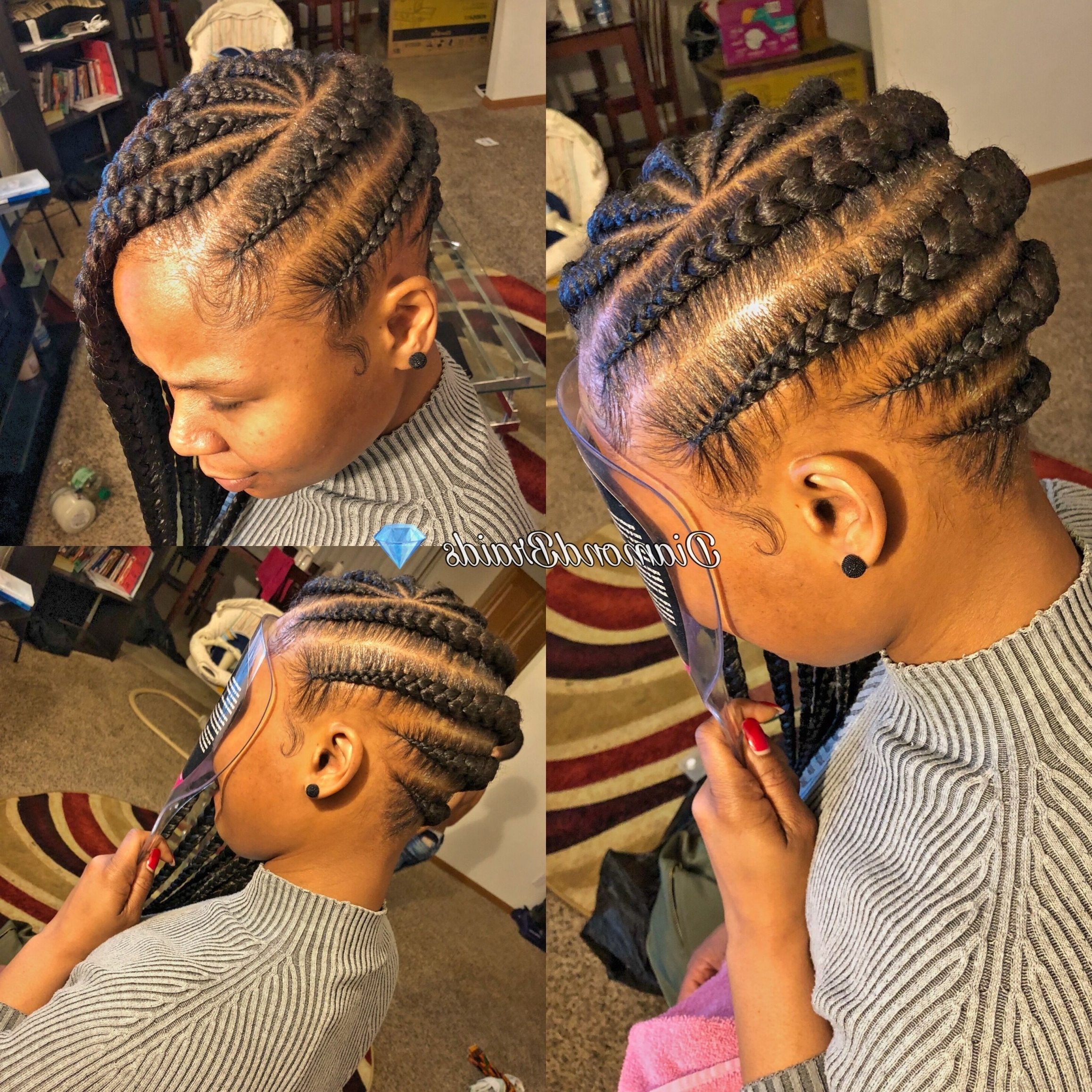 2018 Lemonade Braided Hairstyles In Braids Hairstyles For Teenagers Elegant Lemonade Braids Follow (View 14 of 15)