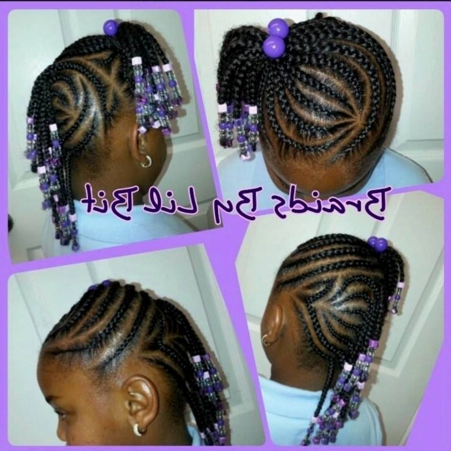 2018 Toddlers Braided Hairstyles Pertaining To African American Toddler Boy Braided Hairstyles – Coolhairstyles (View 2 of 15)