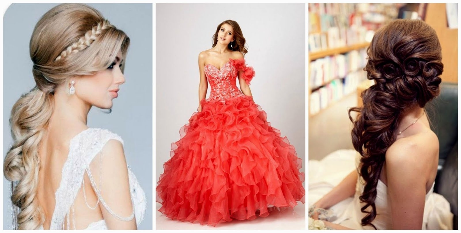 25 Quinceanera Hairstyles For Girls (View 3 of 15)