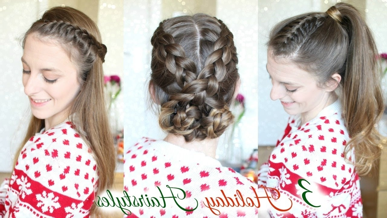 Featured Photo of Cute Braided Hairstyles