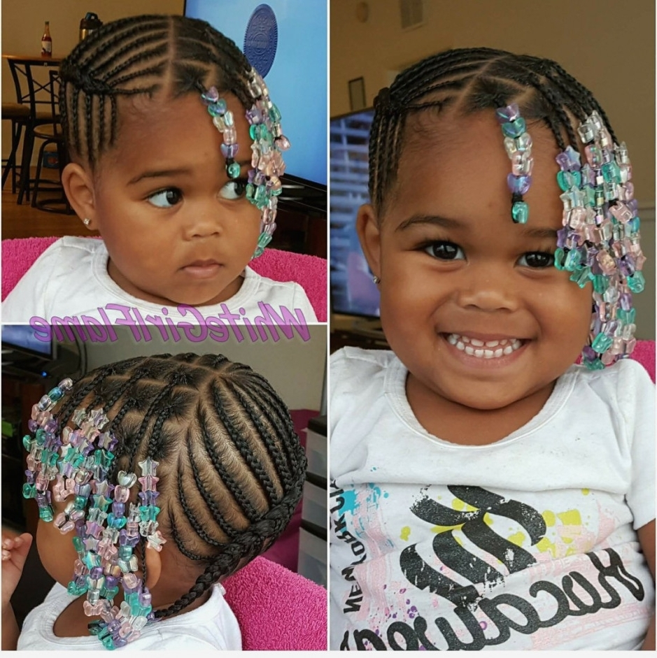 31 Things That You Never Expect On Toddlers Braiding Hairstyles Regarding Latest Toddlers Braided Hairstyles (View 3 of 15)
