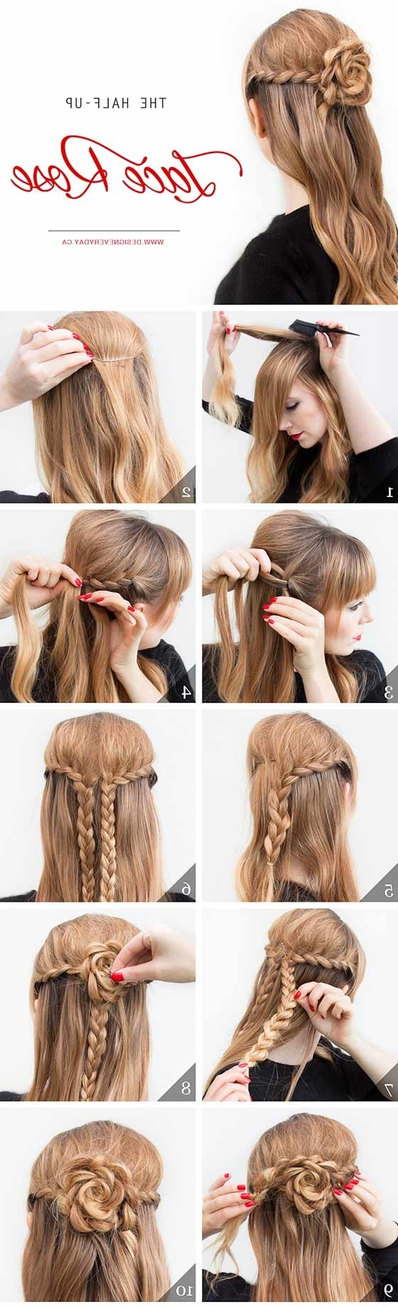 40 Braided Hairstyles For Long Hair Pertaining To Preferred Braid Hairstyles For Long Hair (View 9 of 15)