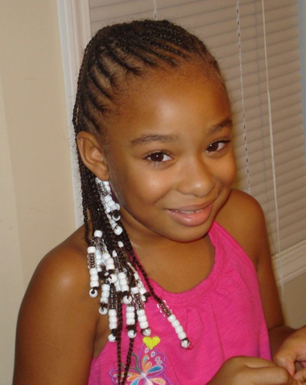 45+ Fun & Funky Braided Hairstyles For Kids – Hairstylecamp In Well Known Braided Hairstyles Without Weave (View 10 of 15)