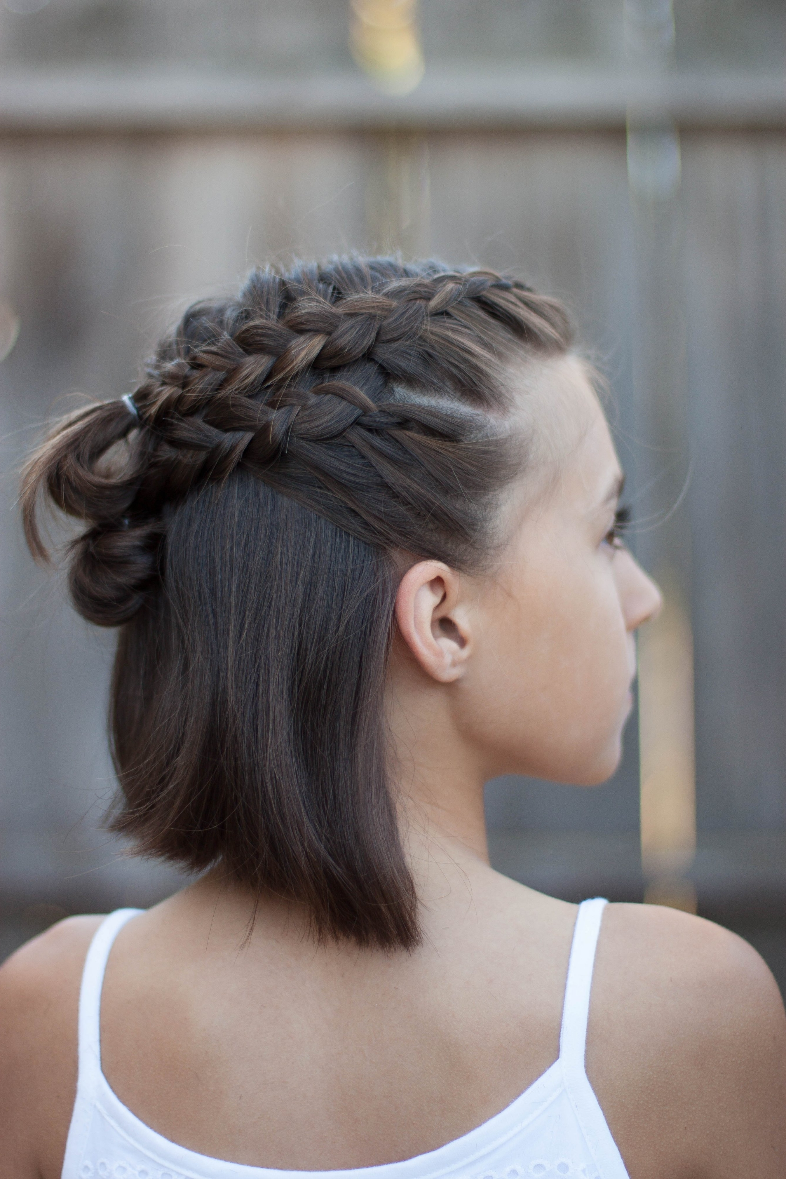 5 Braids For Short Hair (View 15 of 15)