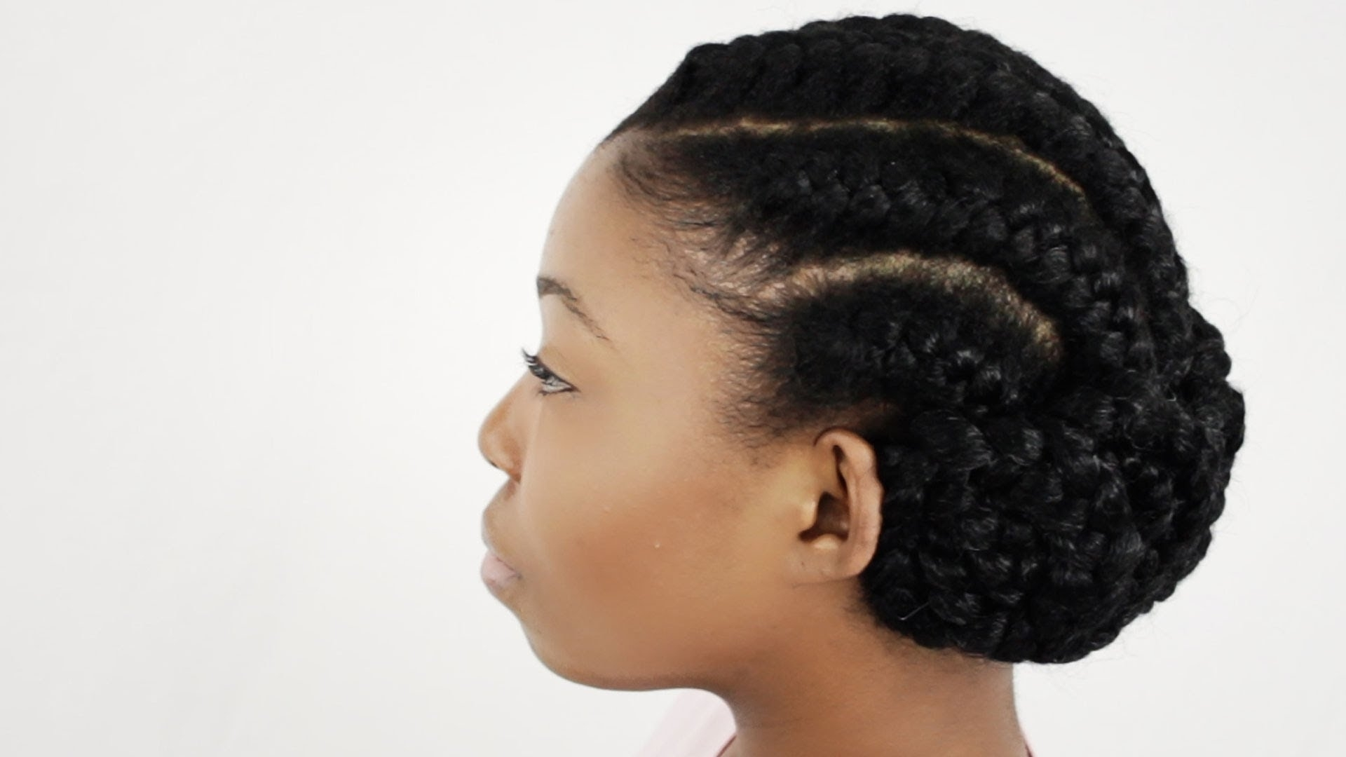 Adorable Quick Braided Hairstyles For Black Women For Natural Within Most Current Quick Braided Hairstyles For Natural Hair (View 4 of 15)