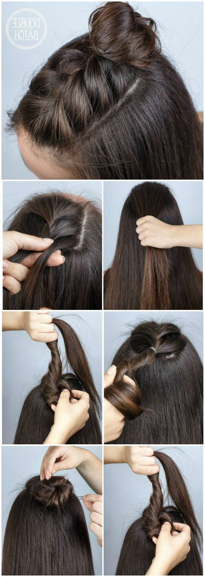 Beauty Inside Most Current Quick Braided Hairstyles For Medium Hair (View 7 of 15)