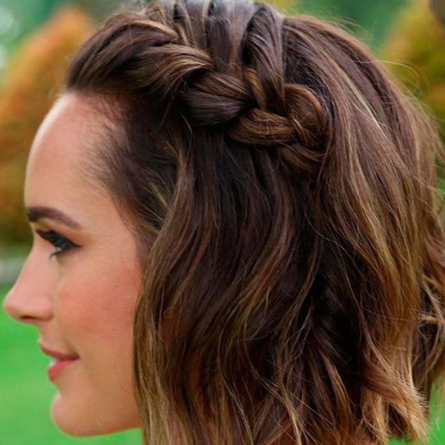 Beautyheaven Intended For Current Braided Lob Hairstyles (View 11 of 15)