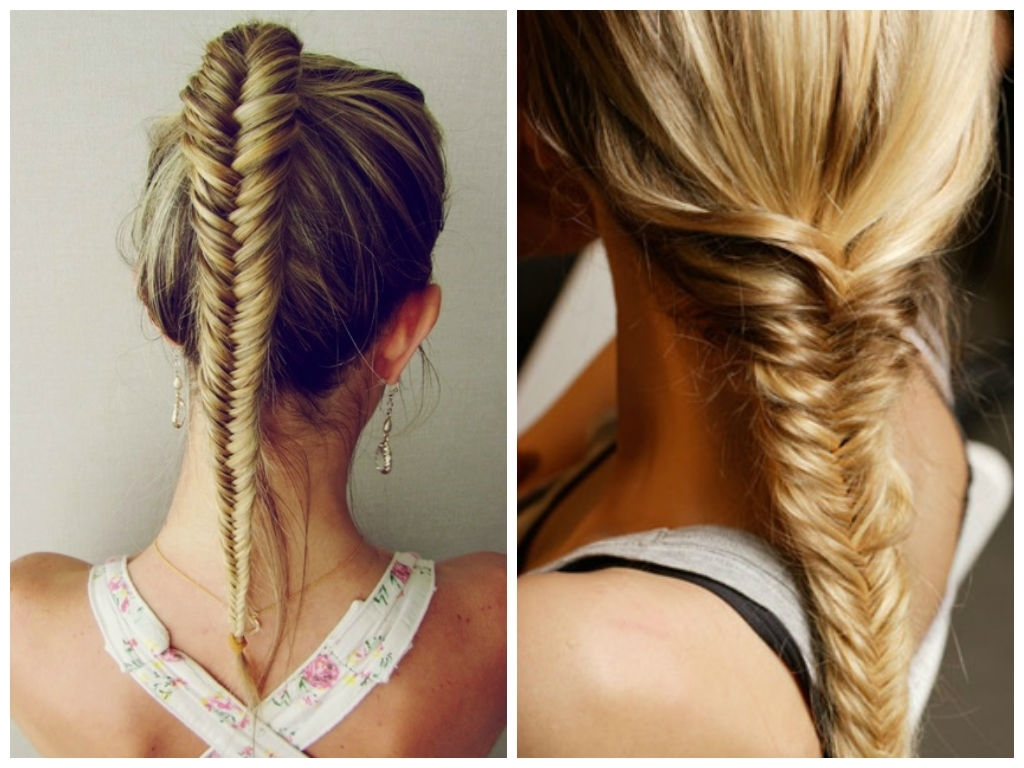 Best And Newest Braided Gym Hairstyles For Women With Regard To Hairstyles To Wear To The Gym – Hair World Magazine (View 3 of 15)