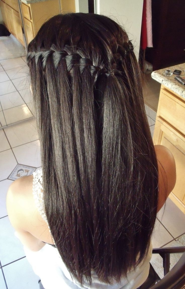 Best And Newest Braided Hairstyles For Straight Hair In Braid Hairstyles With Straight Hair – Girly Hairstyle Inspiration (View 13 of 15)