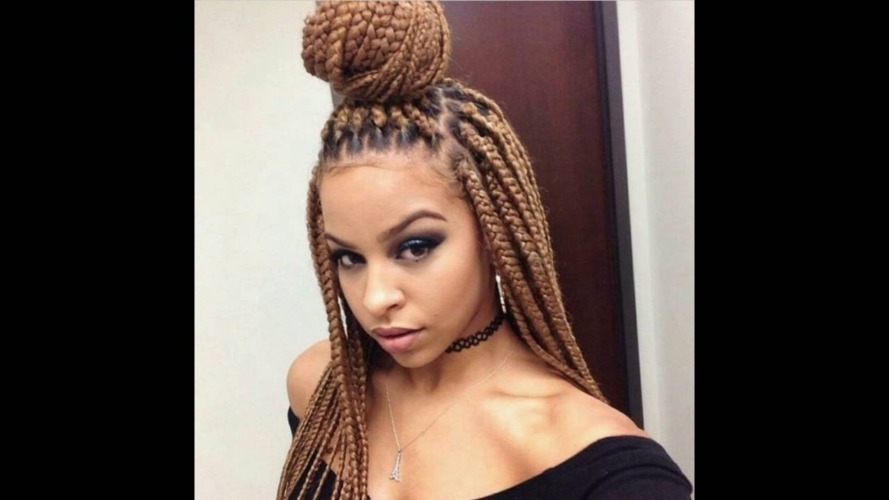 Best And Newest Braided Hairstyles For Women In The Best Braided Hairstyles For Medium Hair Black Women Pict Girl (View 11 of 15)
