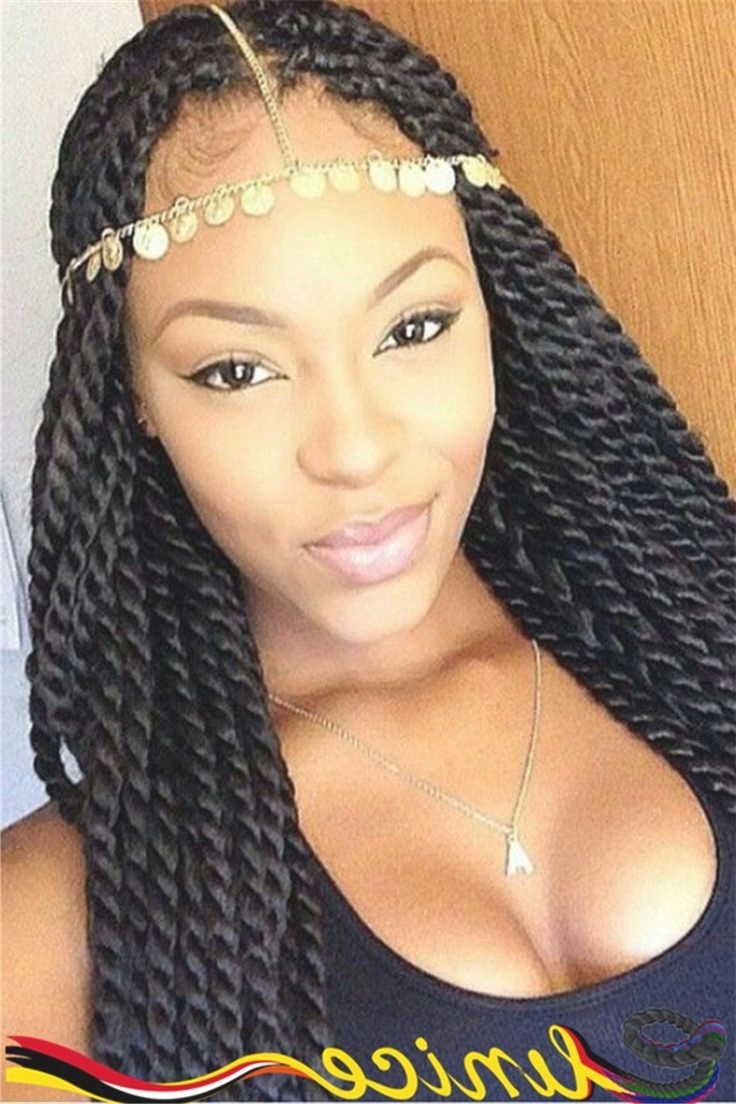 Best And Newest Twist Braided Hairstyles Within Formidable Twist Braid Hairstyles Tumblr For Short Hair Step (View 3 of 15)
