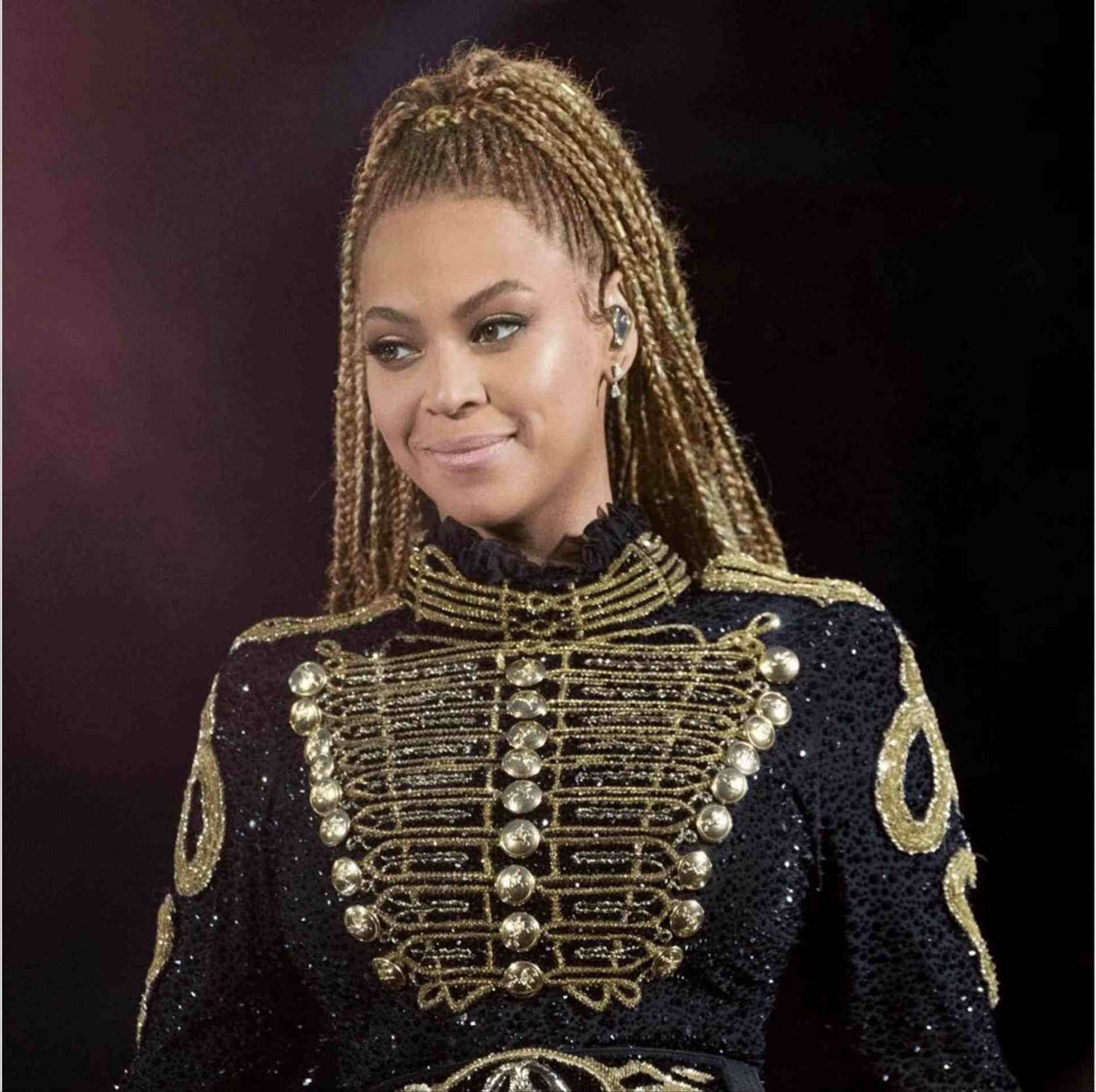 Best Inside 2018 Beyonce Braided Hairstyles (View 2 of 15)
