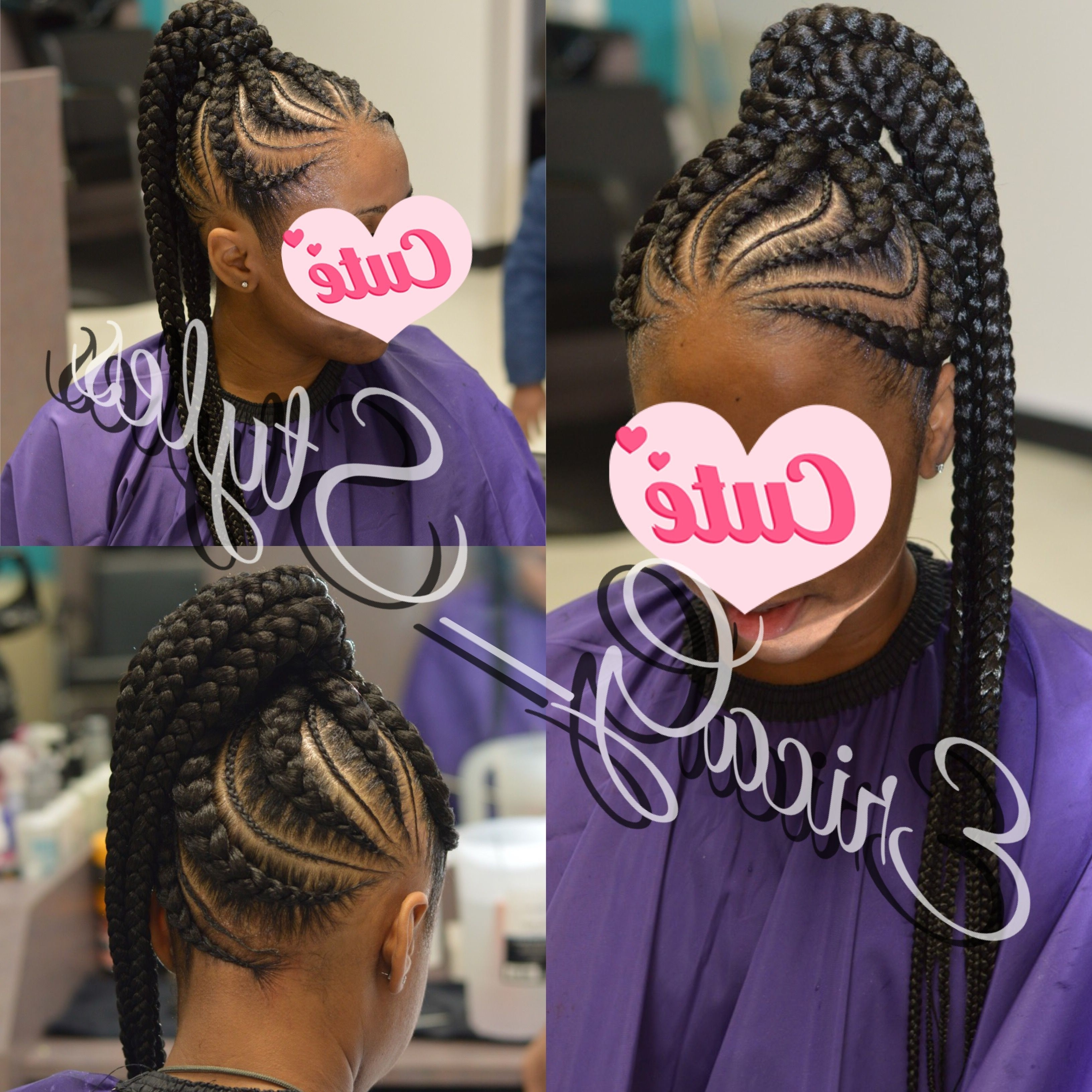 Black Girls Hairstyles (View 14 of 15)