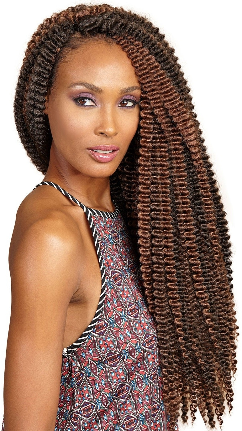 Bobbi Boss African Roots Braid Collection Crochet Braid Jamaican Bantu Intended For Most Current Jamaican Braided Hairstyles (View 1 of 15)