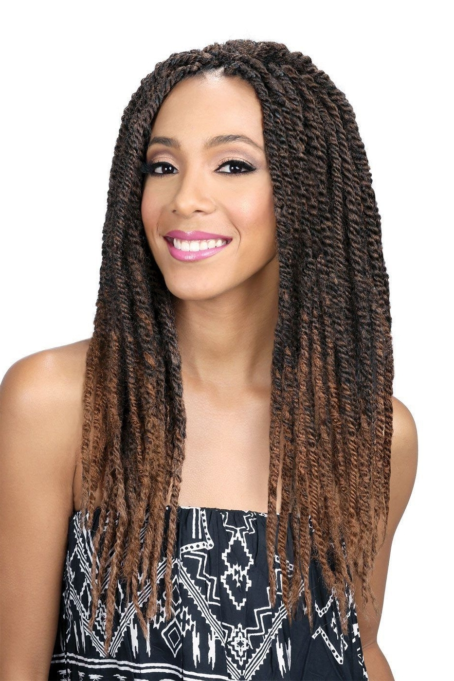 Bobbi Boss African Roots Braid Collection Jamaica Rasta Braid Up To Pertaining To Fashionable Braided Rasta Hairstyles (View 5 of 15)