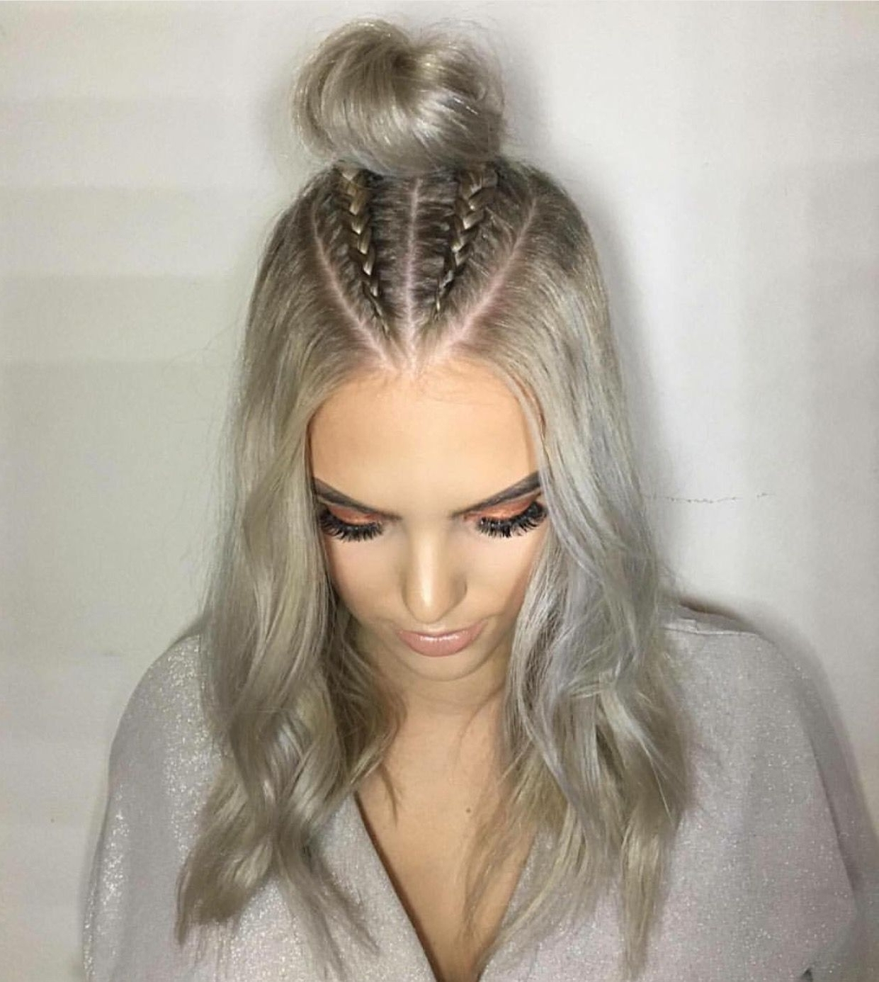Boxer Braids, Hair In Latest Coachella Braid Hairstyles (View 3 of 16)