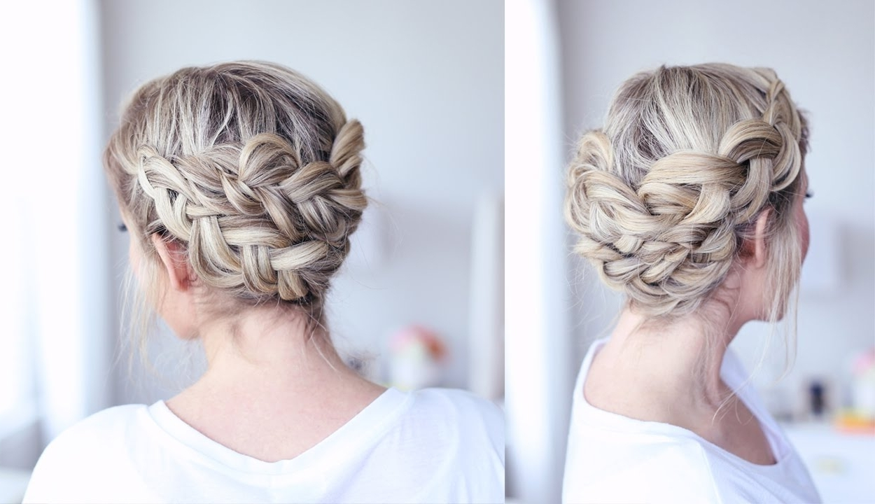 Featured Photo of Shoulder Length Hair Braided Hairstyles