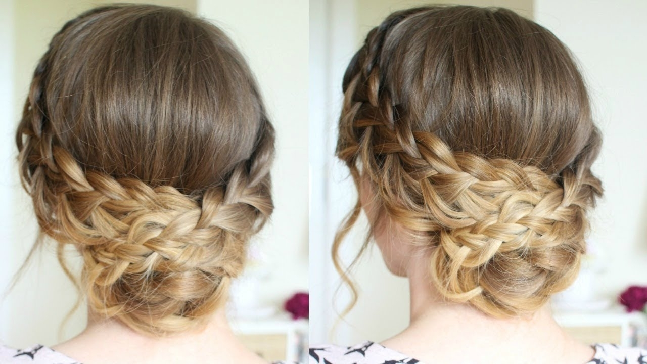 Braided Hairstyles (View 12 of 15)