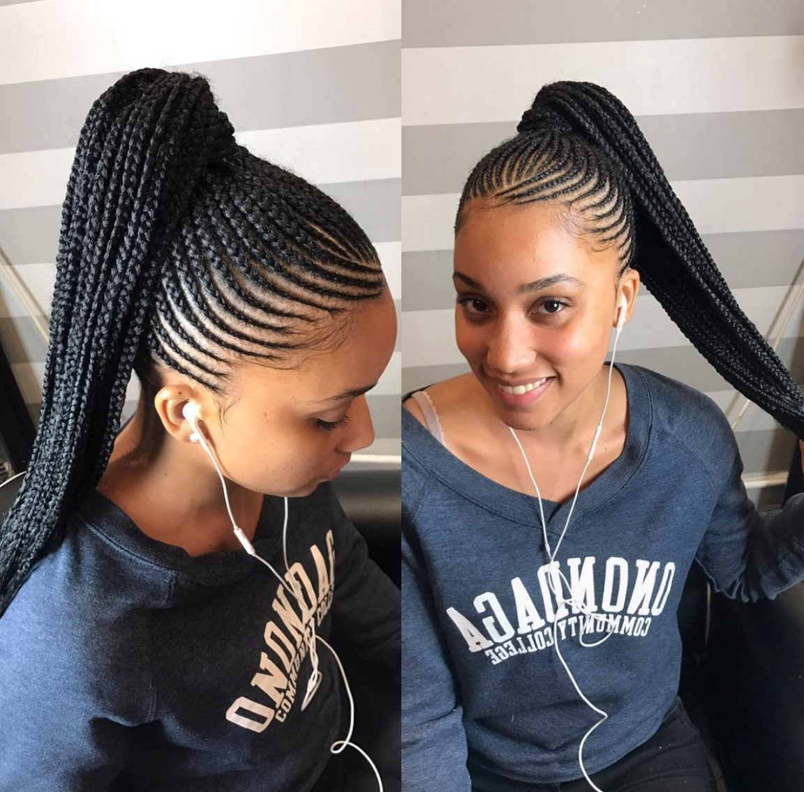 Braided Hairstyles For Black Hair – Hairstyles Parlor Pertaining To Current Braided Hairstyles For Black Hair (View 6 of 15)