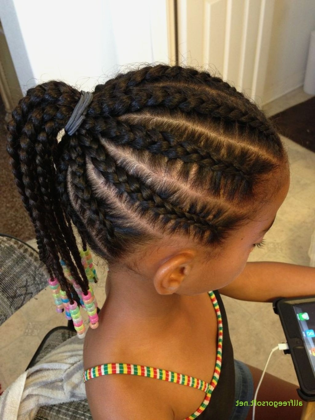 Braided Hairstyles For Little Girls Beautiful Braid Hairstyles Throughout Current Braided Hairstyles For Little Girls (View 7 of 15)