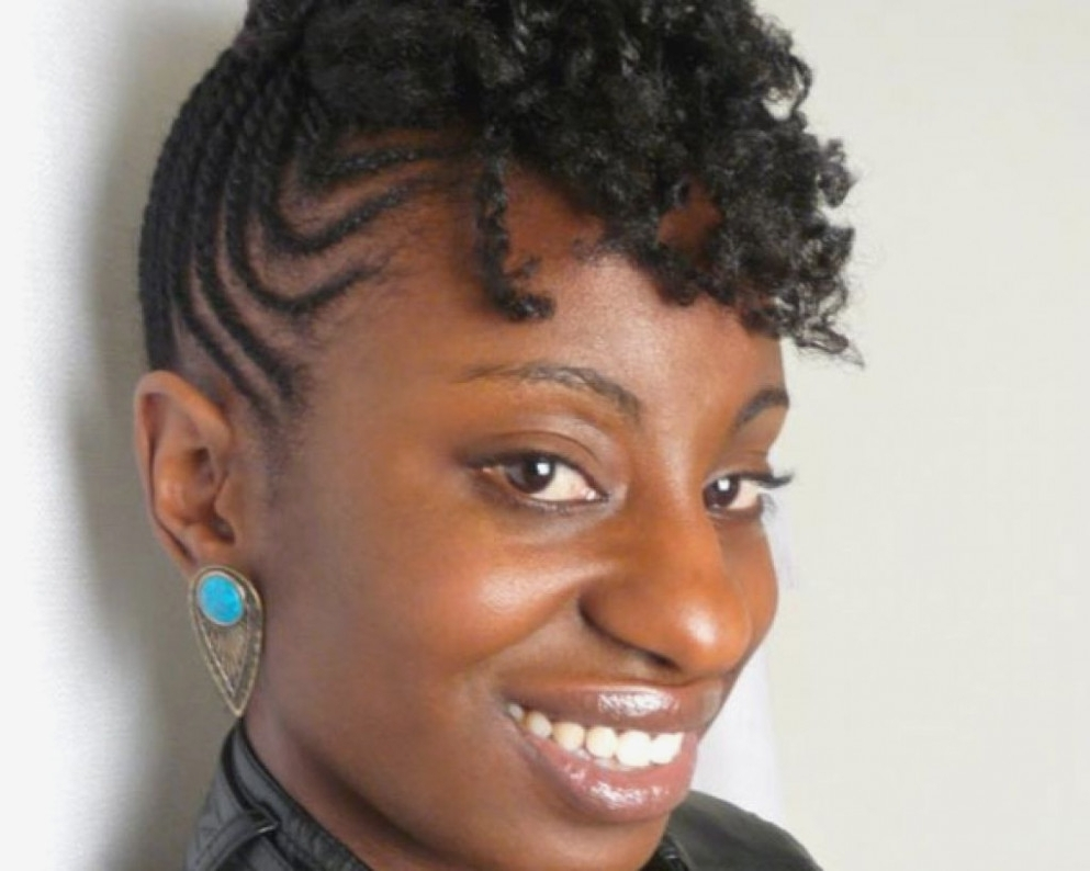 Braided Hairstyles For Natural Hair To Bring Your Dream Hairstyle Within Well Known Braided Hairstyles On Short Natural Hair (View 8 of 15)