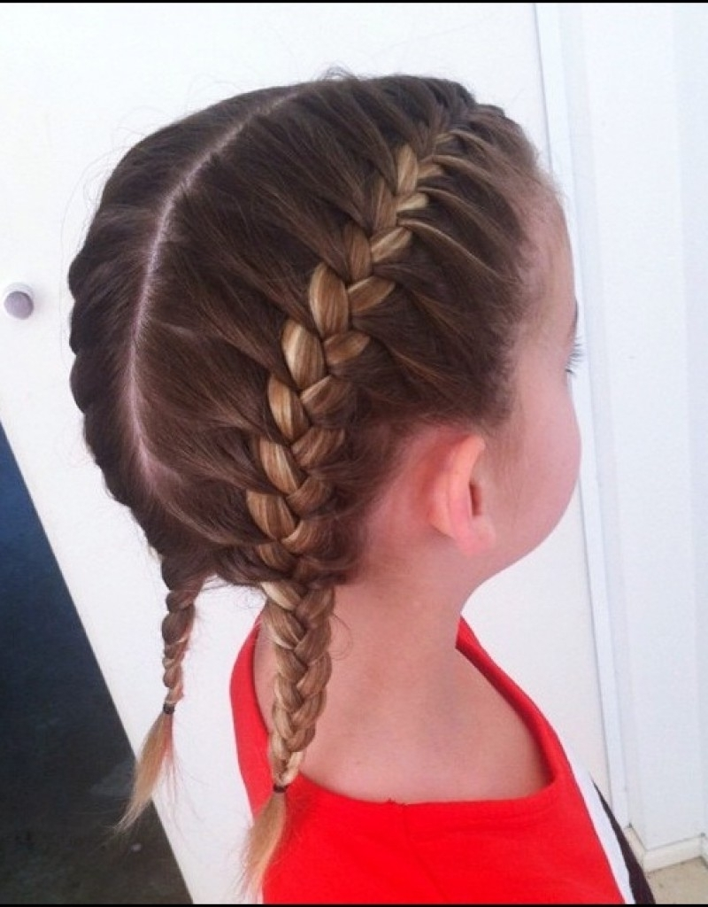 Braided Hairstyles For School – Hollywood Official Regarding Most Recently Released Braided Hairstyles For School (View 8 of 15)