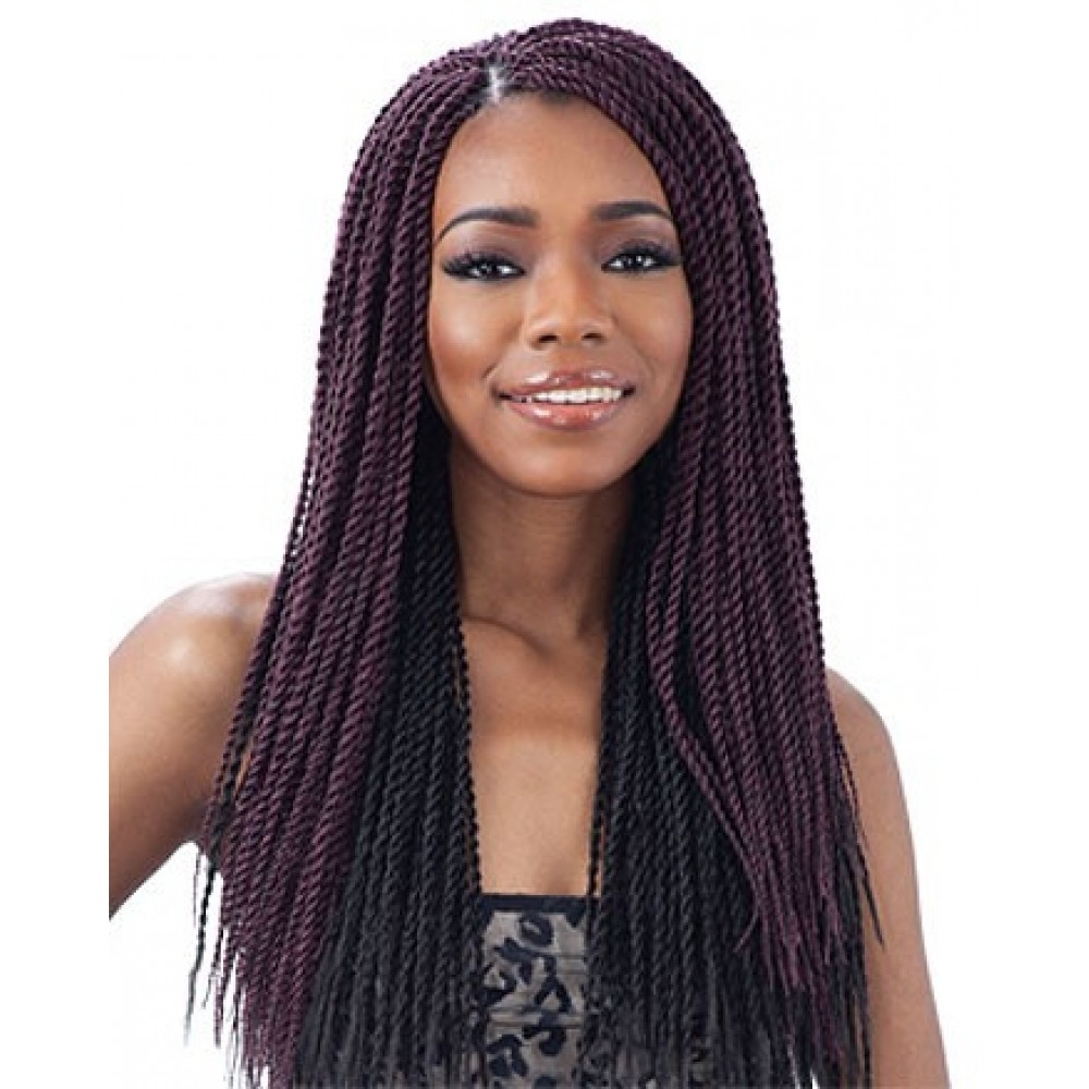 Braided Weave Hairstyles (View 8 of 15)