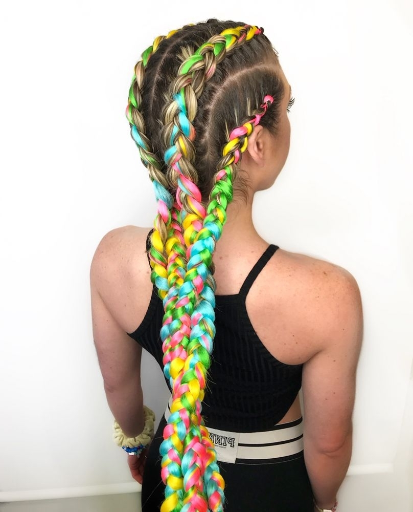 Braids For Excision Rave – Yelp For Well Liked Braid Rave Hairstyles (View 3 of 15)