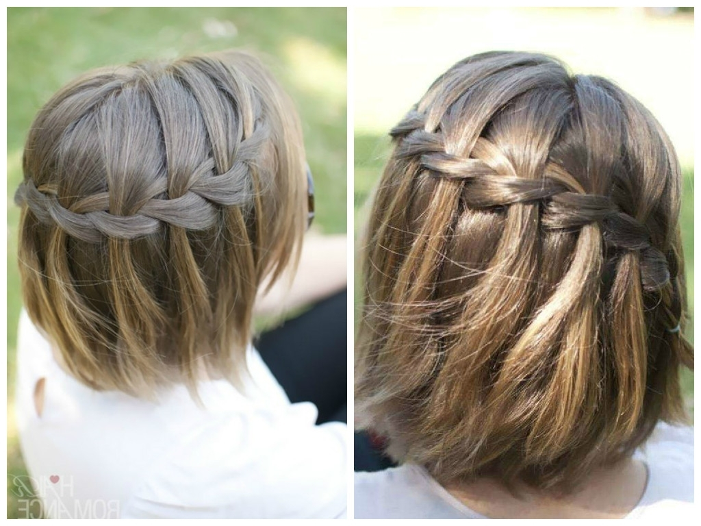 Braids For Medium Length Hair – Hair World Magazine Throughout Most Up To Date Braided Hairstyles For Layered Hair (View 4 of 15)