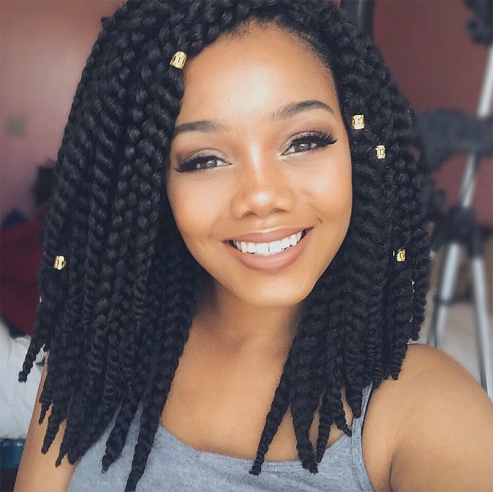 Braids Hairstyles In Recent African Braided Hairstyles (View 9 of 15)