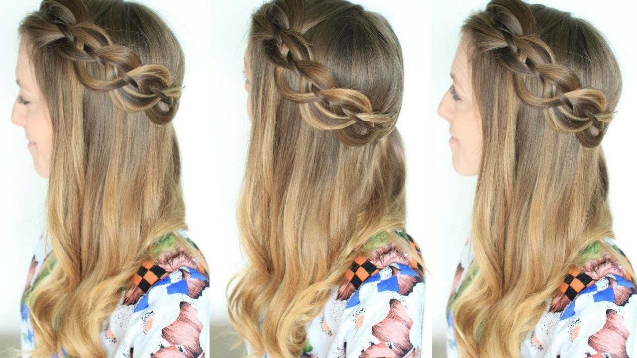Braidsandstyles12 – Youtube Pertaining To Most Current Braided Hairstyles To The Back (View 3 of 15)