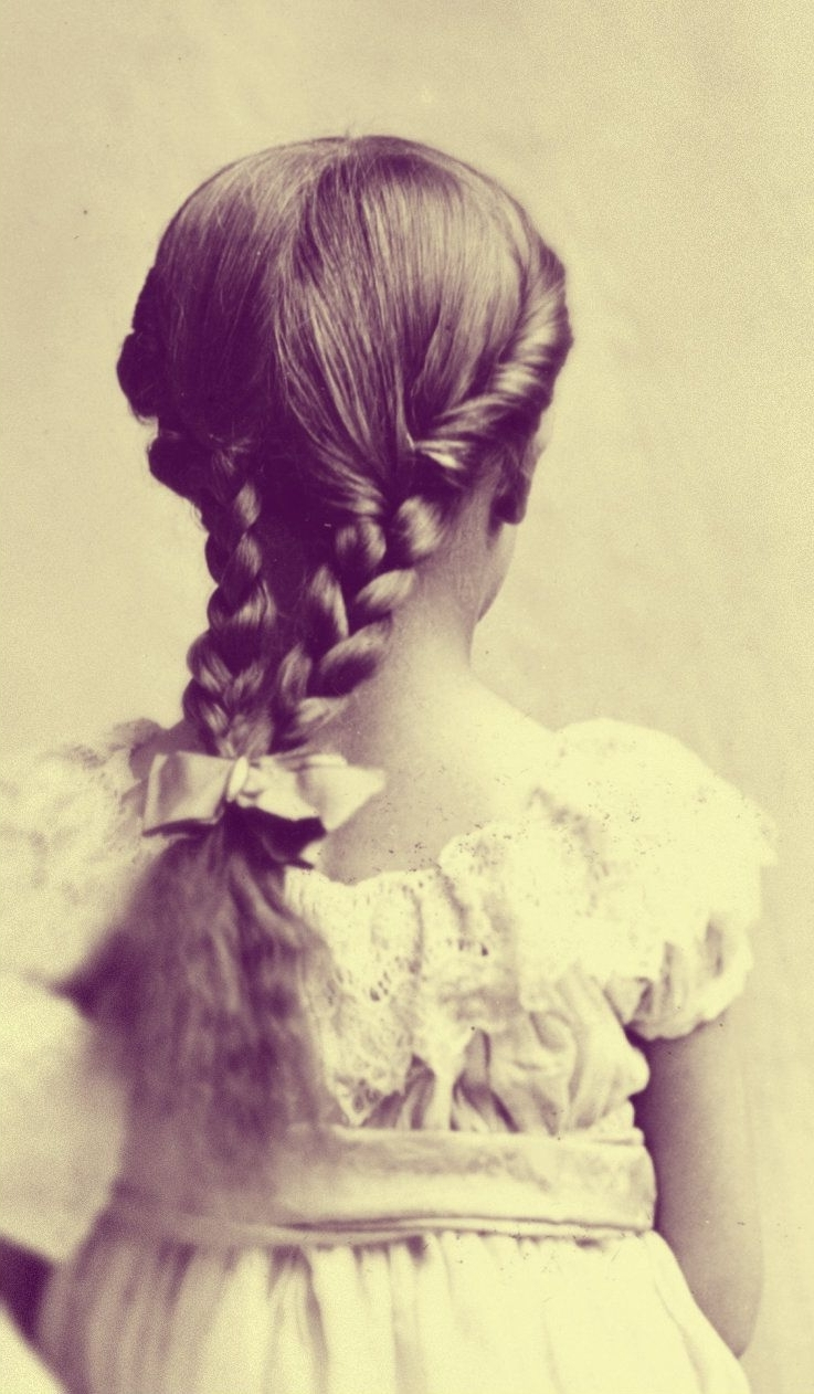Featured Photo of Braided Victorian Hairstyles