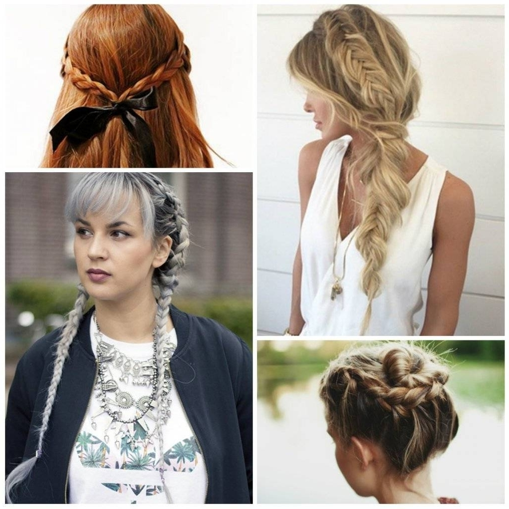 Casual Braided Hairstyles For Long Hair Latest Hairstyles – Hairstyle With Regard To Newest Casual Braided Hairstyles (View 2 of 15)
