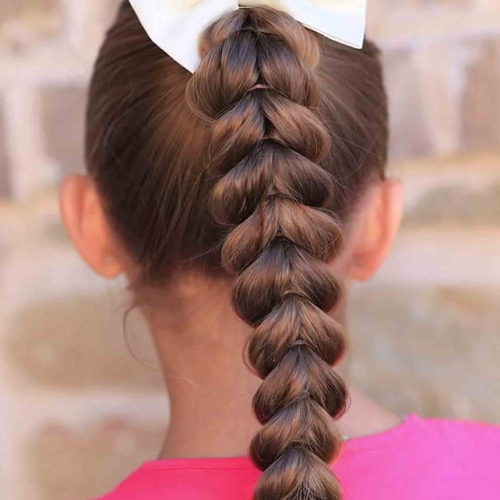 Cool Braids For Girls (View 14 of 15)