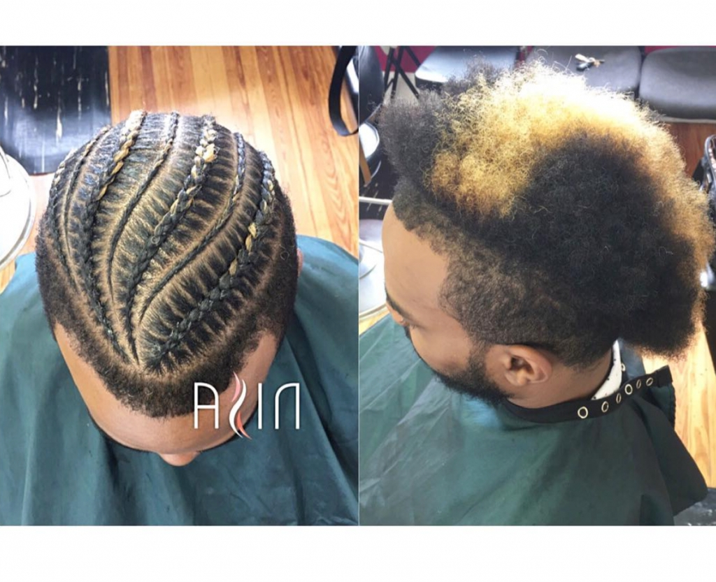 Cornrows Braids Hairstyles For Guys 1000+ Ideas About Cornrows Men Throughout 2018 Braided Hairstyles For Man Bun (View 6 of 15)
