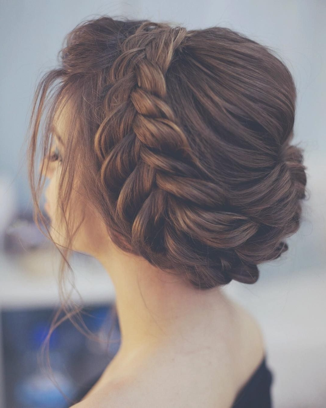 Crown Braids, Braid With Regard To Latest Prom Braided Hairstyles (View 12 of 15)