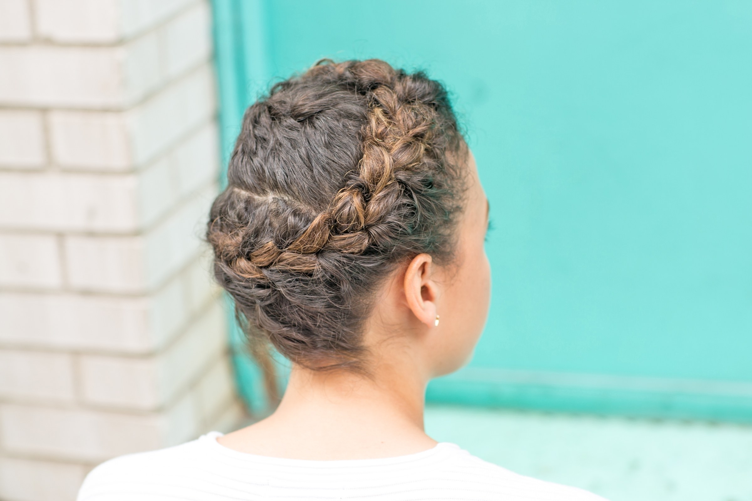 Current Braided Hairstyles For Curly Hair Pertaining To The Best Braided Hairstyles For Fine Hair And Curly Hair (View 4 of 15)
