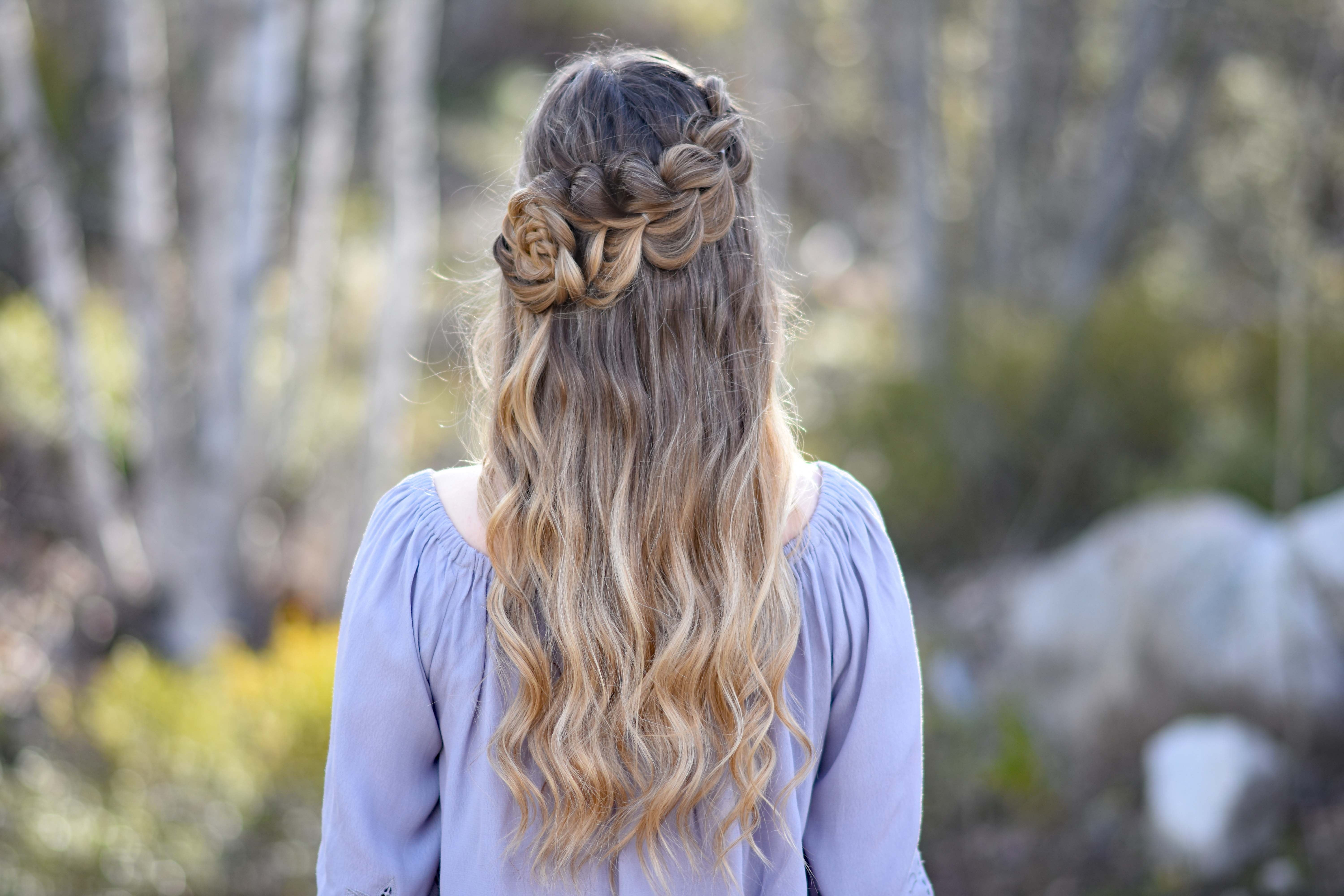 Cute Girls Hairstyles Throughout Famous Braided Gymnastics Hairstyles (View 7 of 15)