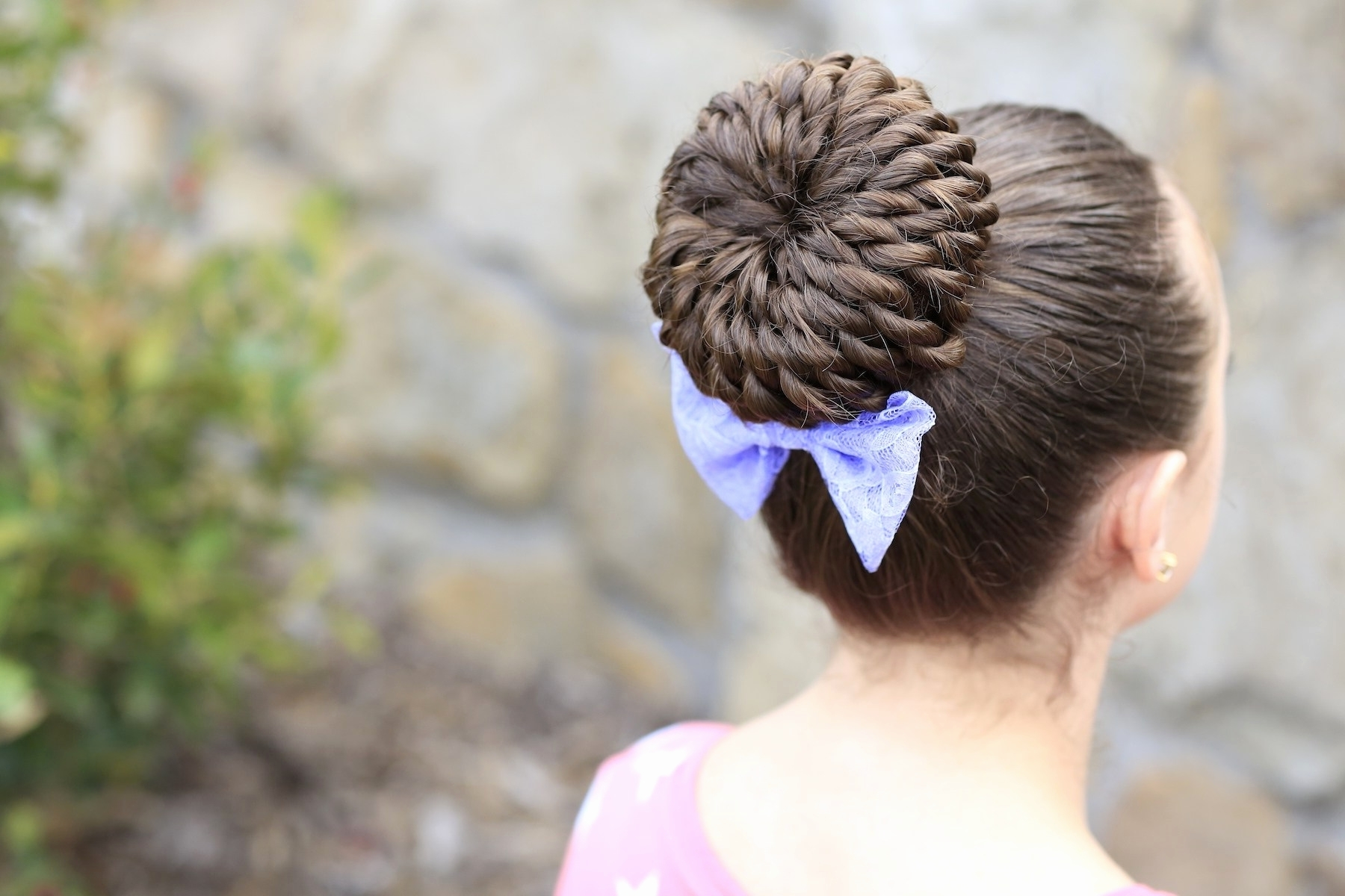Cute Hairstyles For Gymnastics Sensational Hairstyles For Gymnastics With Regard To Newest Braided Gymnastics Hairstyles (View 11 of 15)