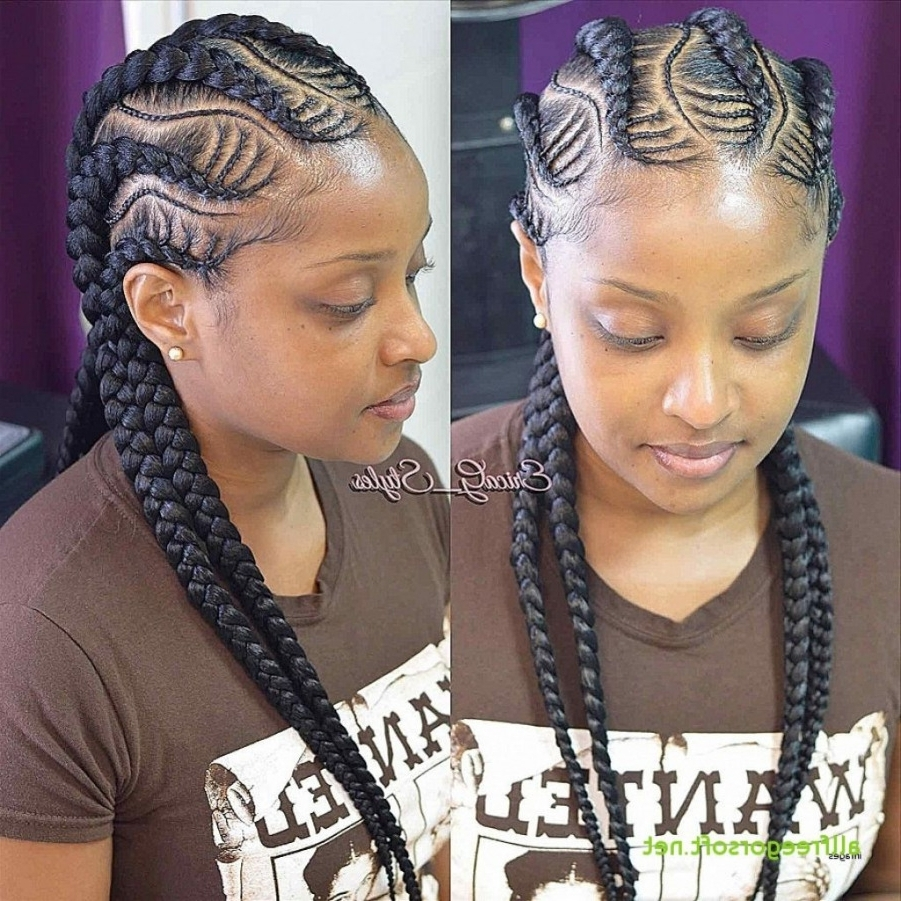 Photo Gallery of Braided Hairstyles For Little Girls (Viewing 10 of ...
