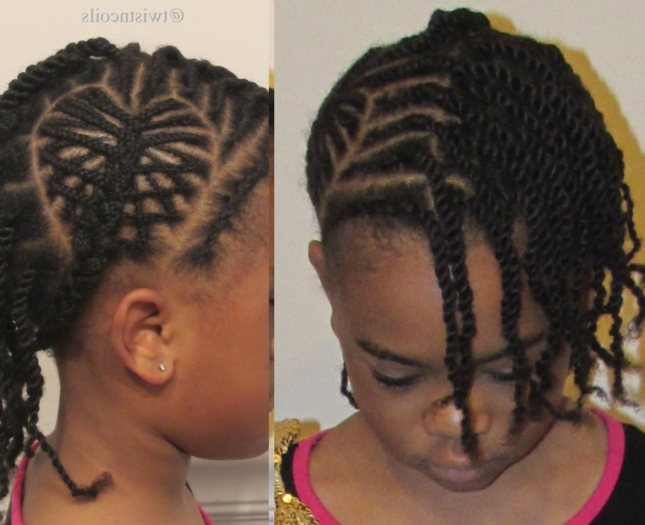 ♡ Tnc – 25 ♡ How To Do A 3 D Heart Braid ~ Fun Cute Hairstyles For With Most Popular Heart Braided Hairstyles (View 15 of 15)