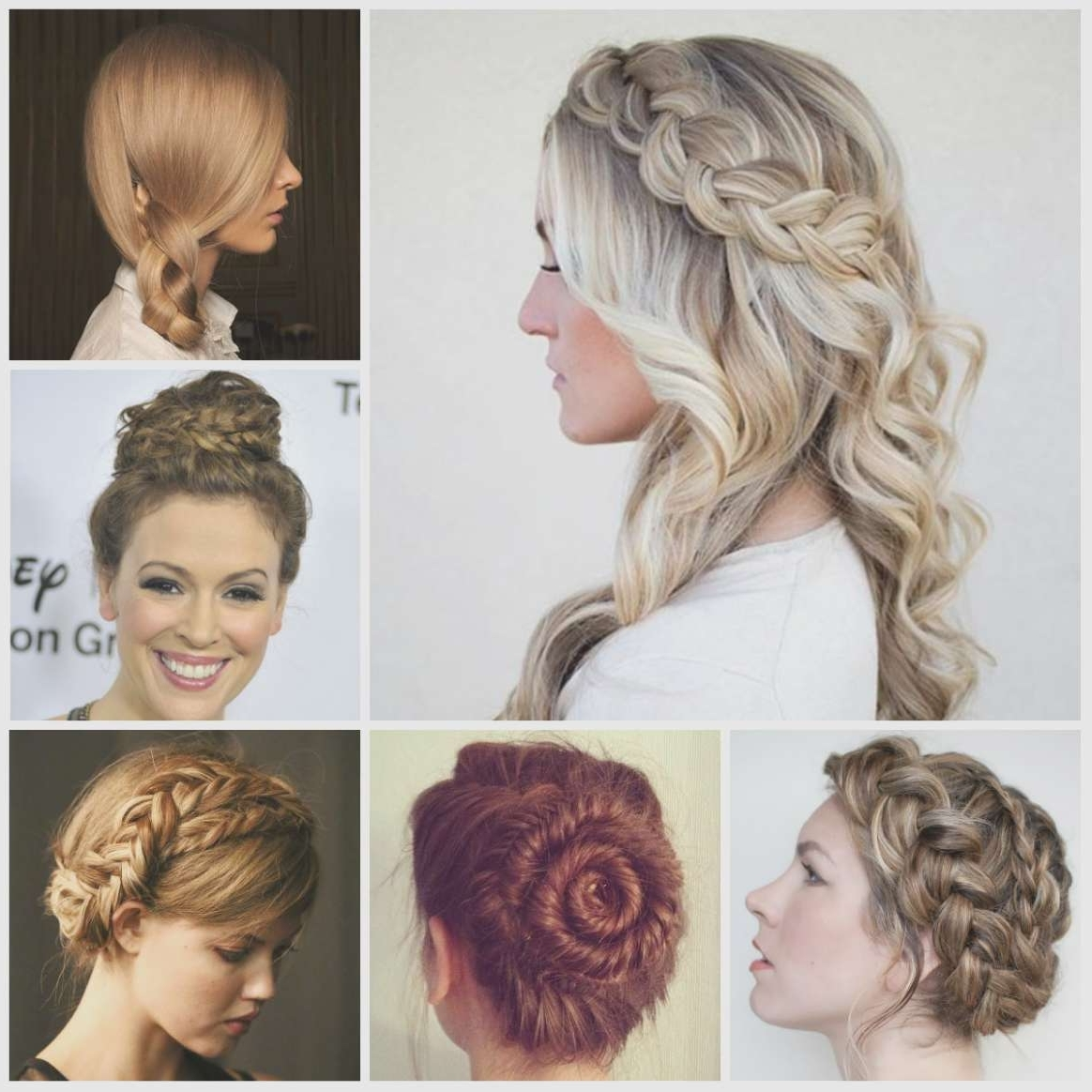 Elegant Braided Hairstyles Braided Hairstyles For 2017 – Gulfsource For Preferred Elegant Braid Hairstyles (Gallery 14 of 15)